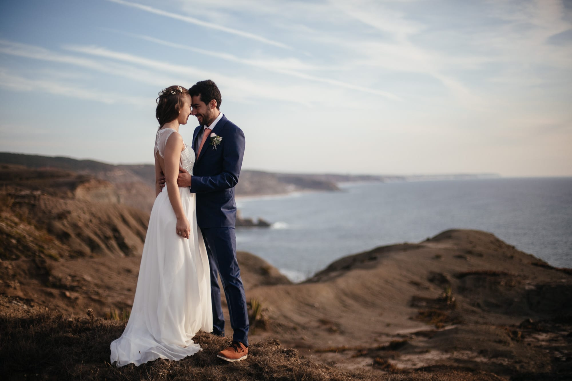 Patricia and Paulo – Beach Wedding in Portugal
