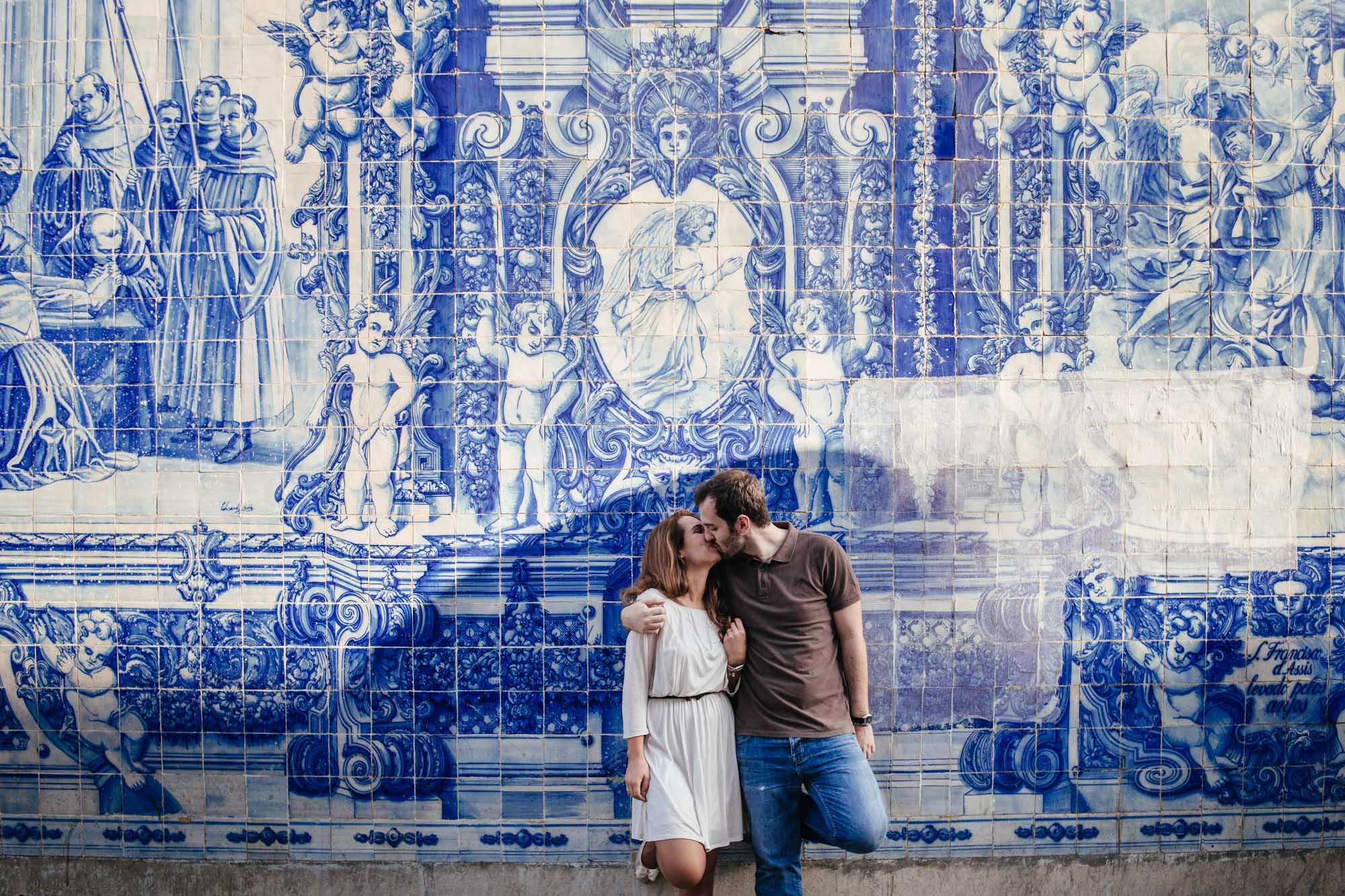 Engagement Photo Shoot Porto