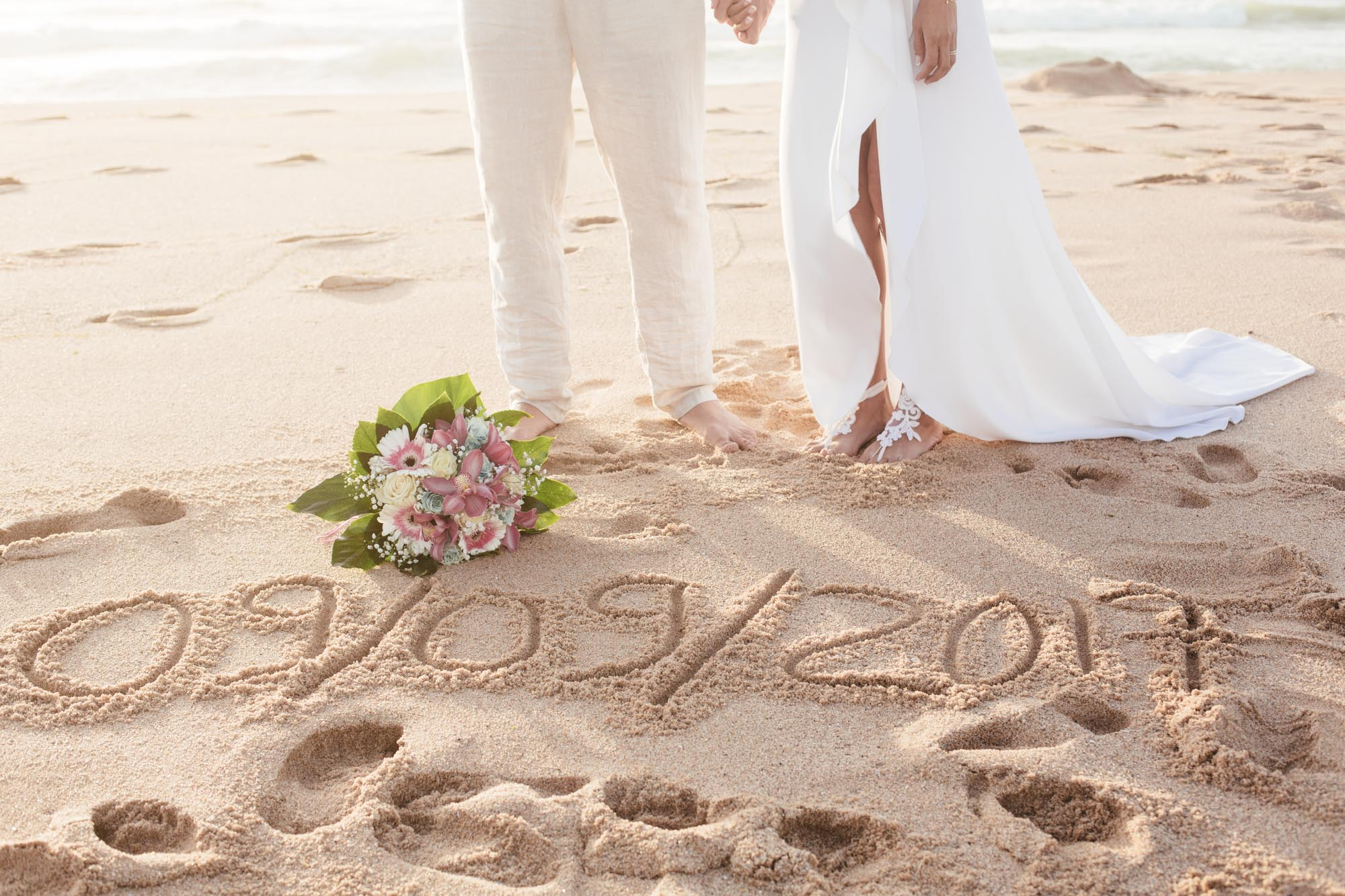 Jolanda and Jan – Beach Wedding in Lisbon