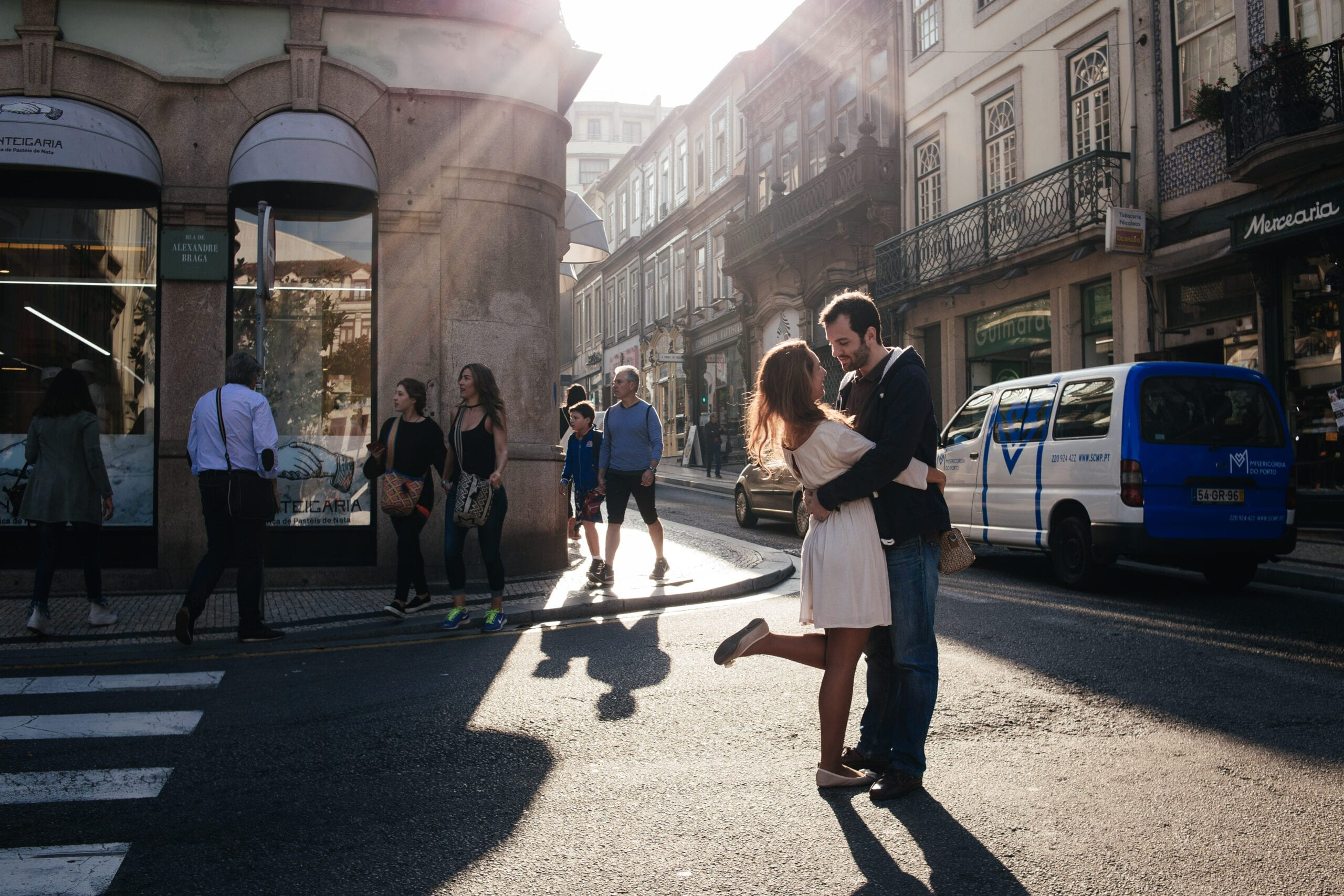 Margarida and Nuno – Engagement Photo Shoot in Porto