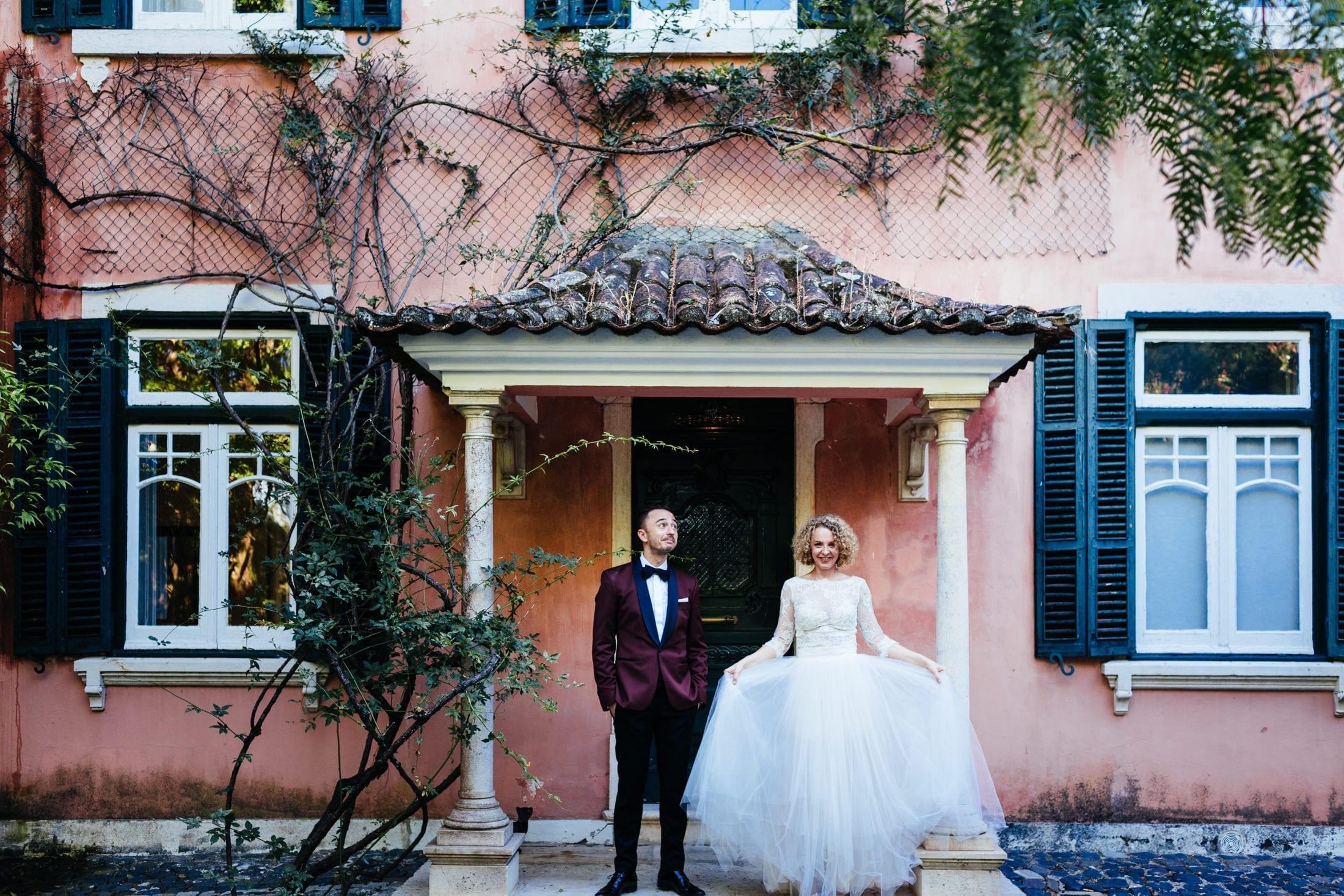 Kasia and Pedro: Destination Wedding in Quinta do Vale