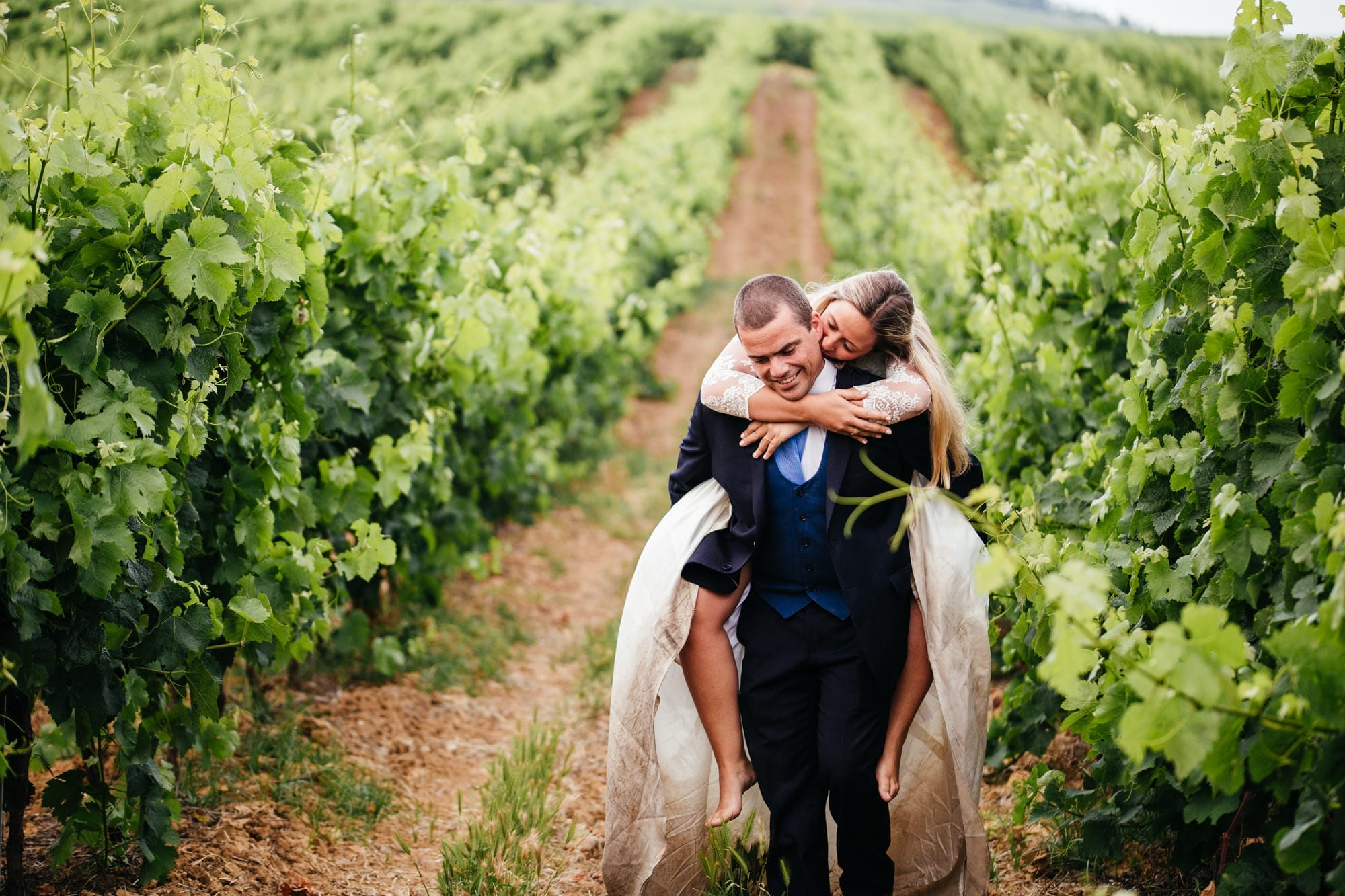 Maria and Jonathan: West of Portugal Wedding