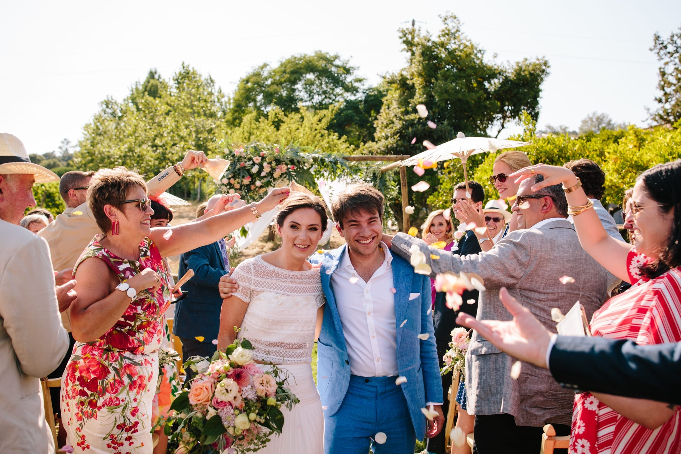 Wedding in Quinta do Sant'Ana