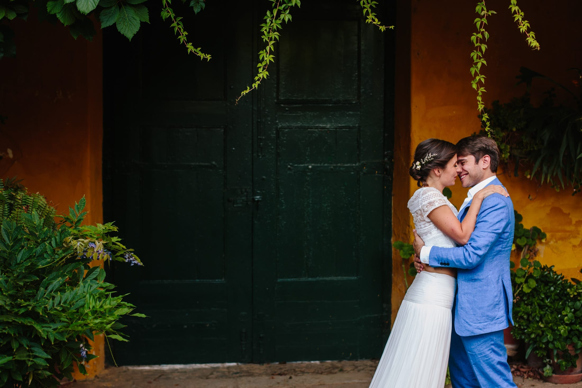 Terri and Afonso: Lisbon Destination Wedding – Quinta de Sant'Ana