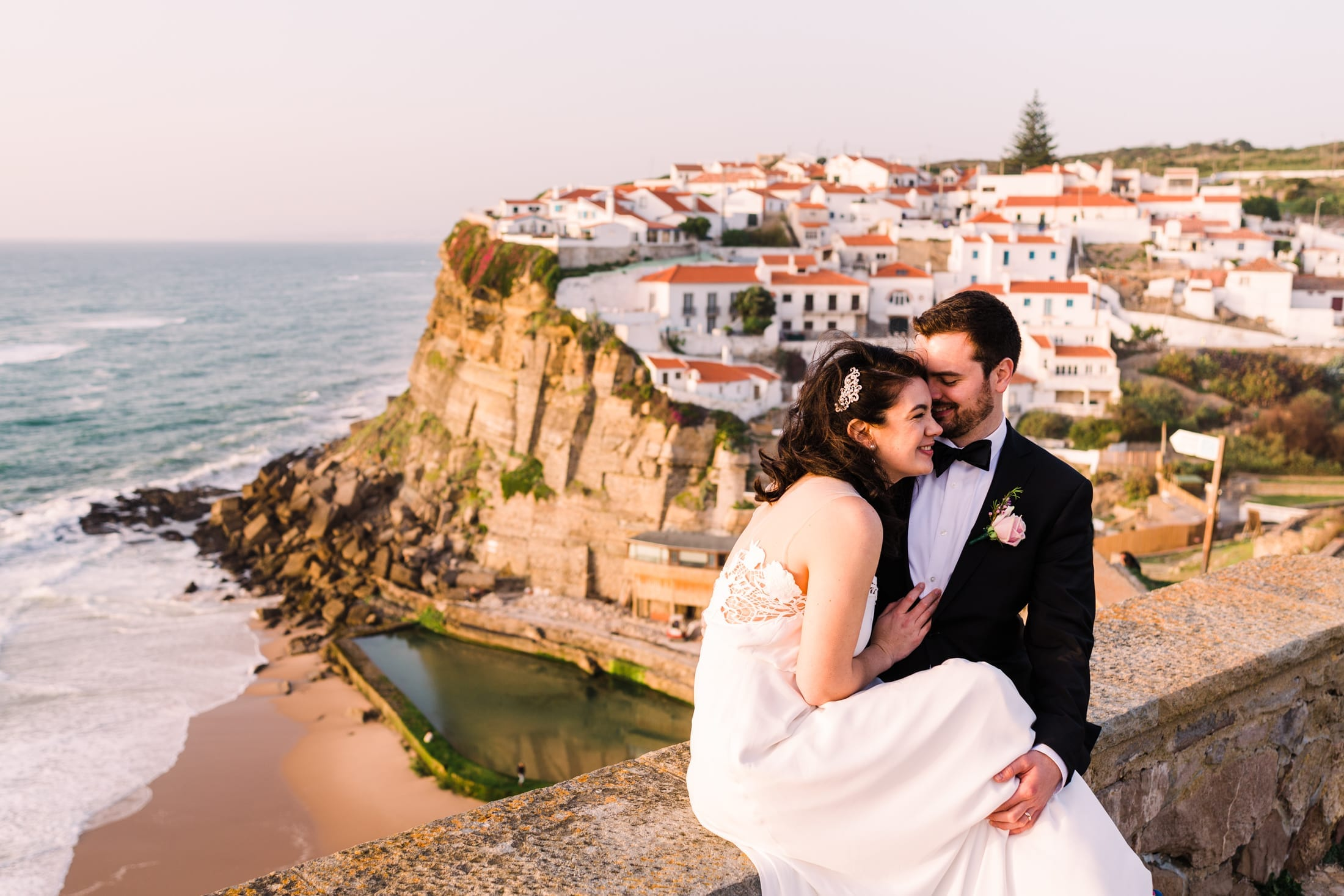 Madison and Rich – Elopement in Lisbon and Sintra