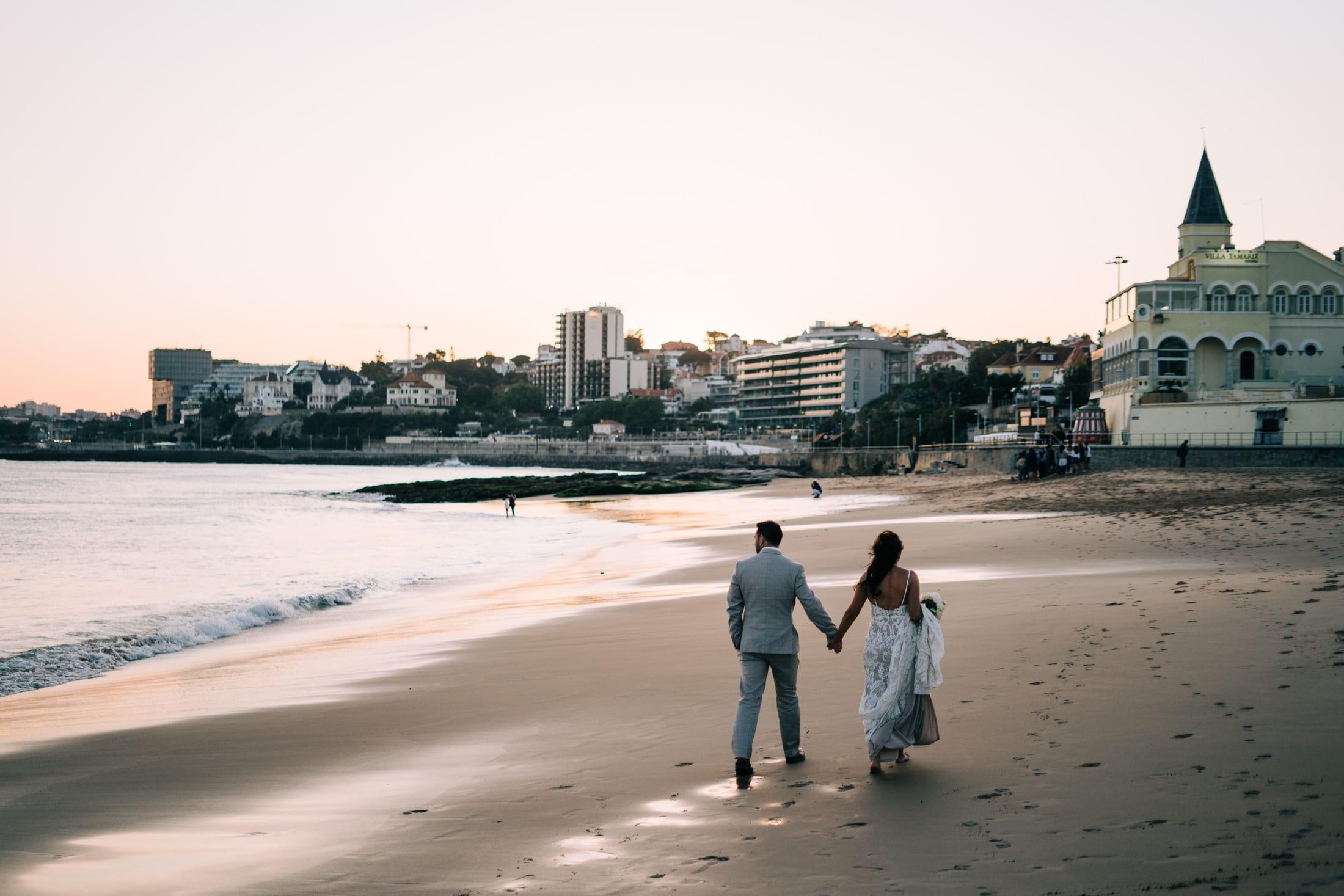destination wedding in Estoril