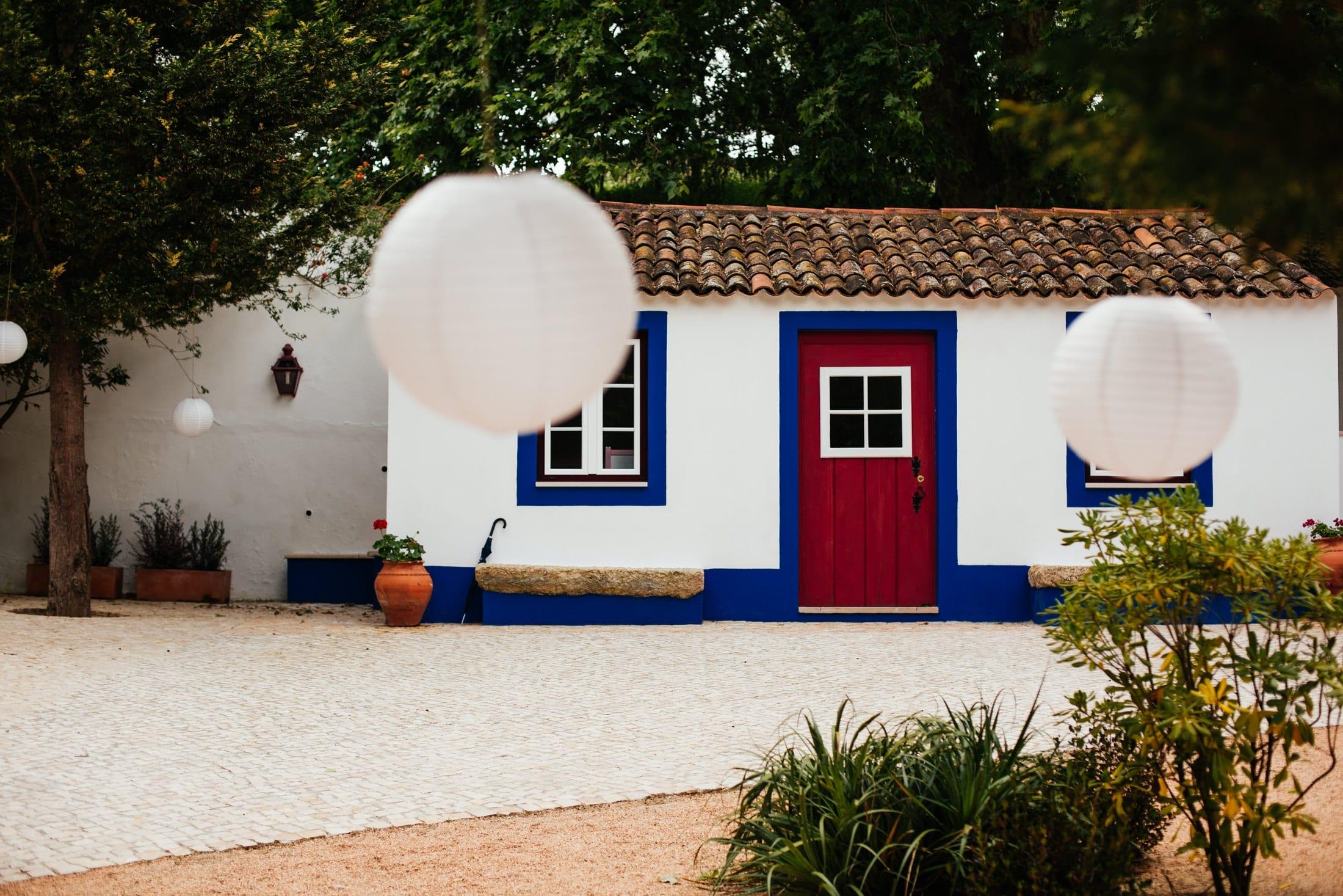 Quinta da Bichinha Lisbon Wedding Venue
