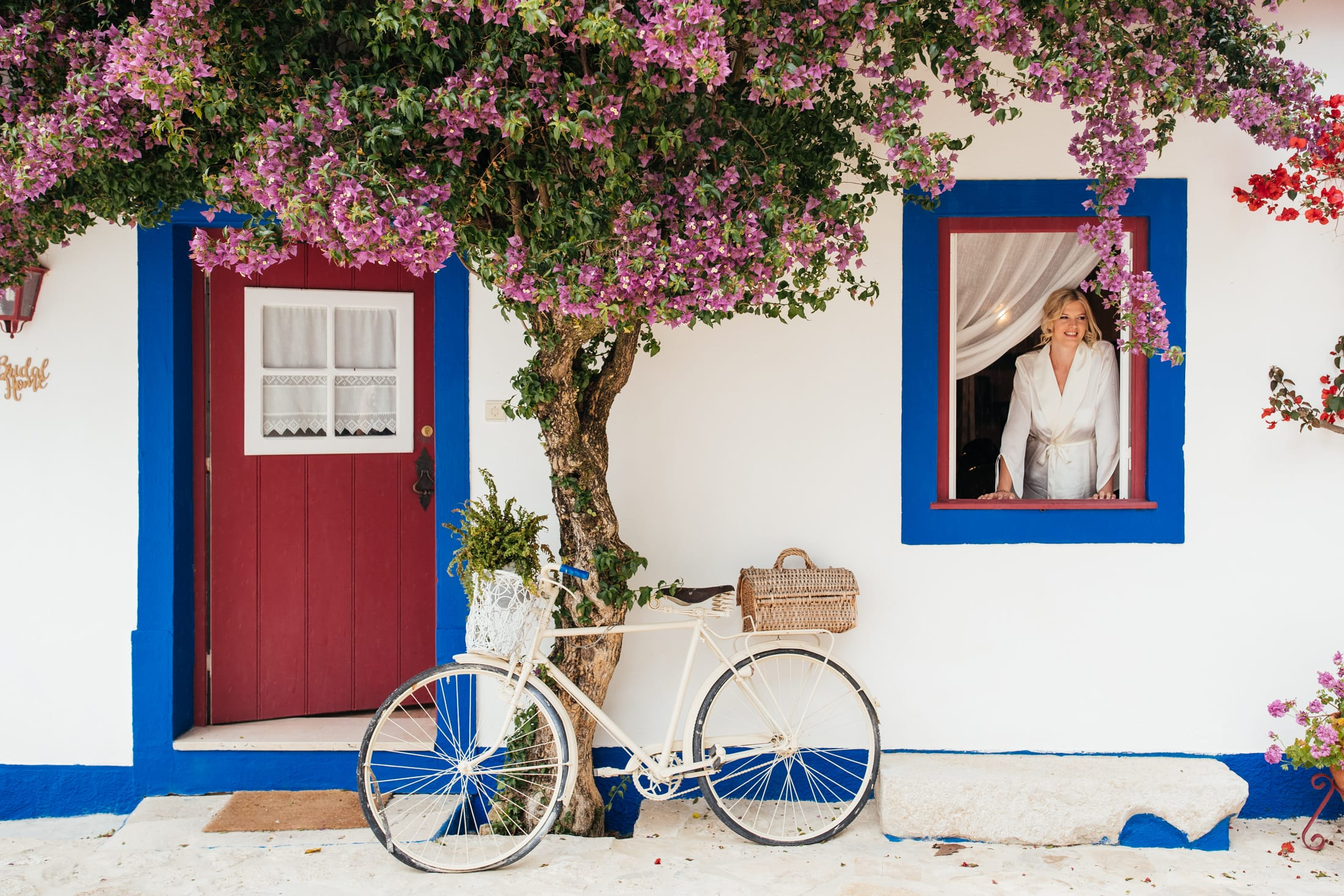 Susanne and Ricardo: Destination Wedding in Quinta da Bichinha, Lisbon